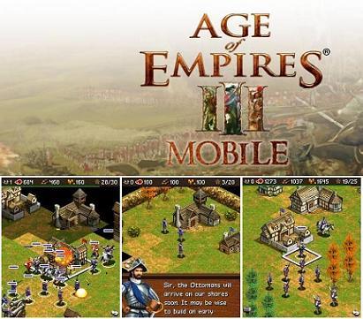 بازی عصر فرمانرایان - Age Of Empires III Mobile